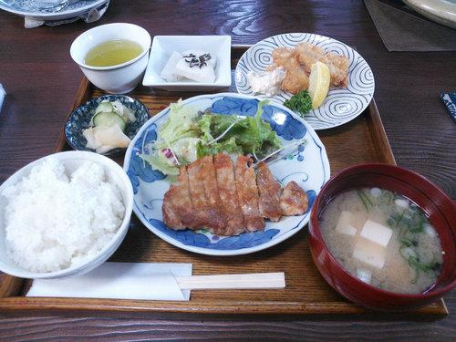 第二回ランチ会 隠れ家Cafe In Nakagawa_f0129627_9231174.jpg