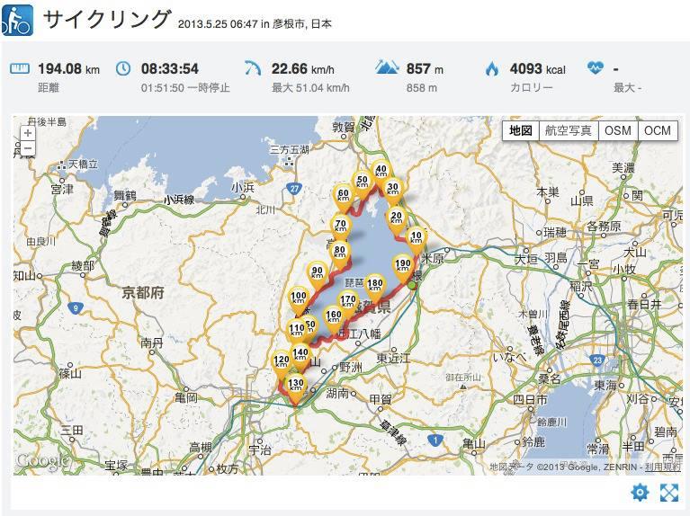 琵琶湖一周194km完走_c0067646_5505950.jpg