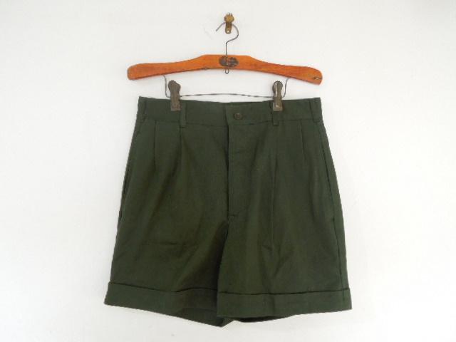 Dutch army OD shorts dead stock_f0226051_1235406.jpg