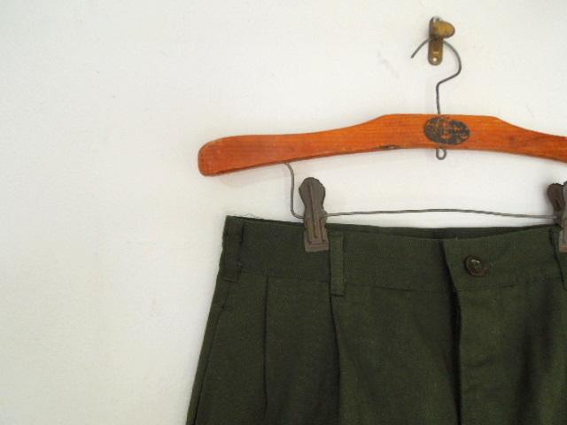 Dutch army OD shorts dead stock_f0226051_12355870.jpg