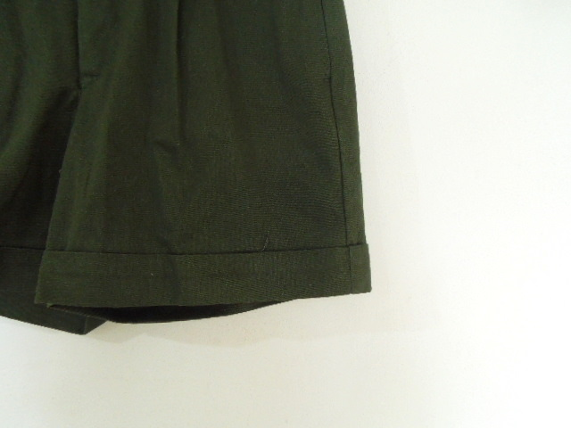 Dutch army OD shorts dead stock_f0226051_12362041.jpg