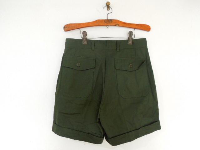 Dutch army OD shorts dead stock_f0226051_12363918.jpg