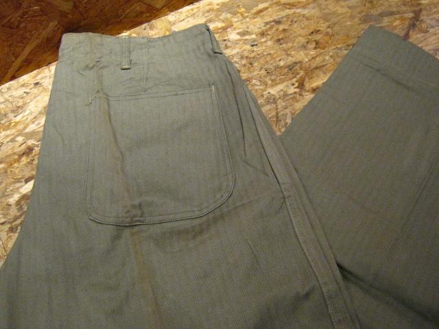 今日のイチ押し!!『Vintage Pants!』_b0121563_13423632.jpg