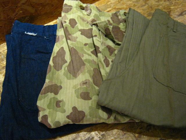 今日のイチ押し!!『Vintage Pants!』_b0121563_1454324.jpg