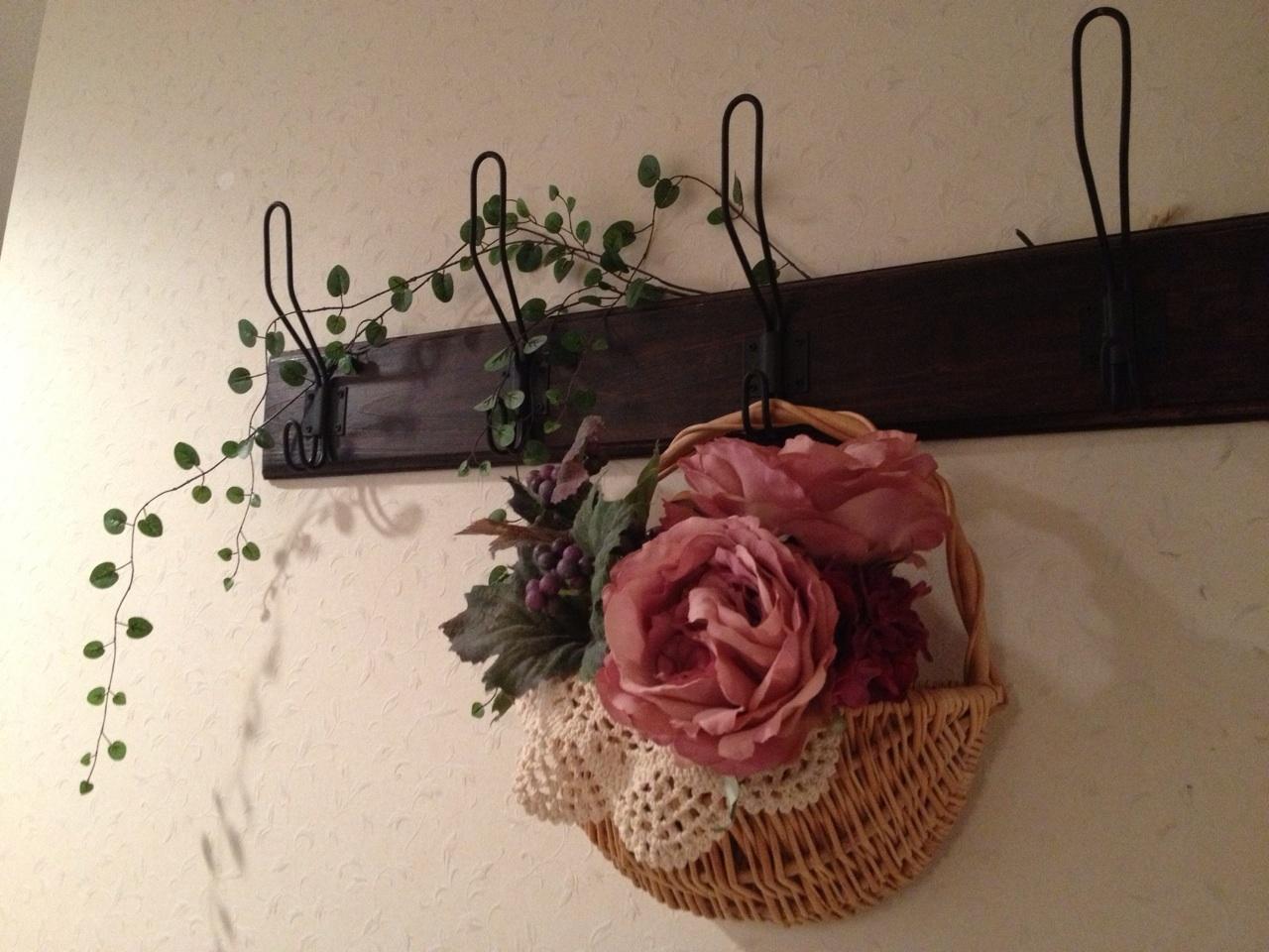 アーティフィシャルフラワー(造花)の2way  ブーケ♫_e0149863_13183496.jpg
