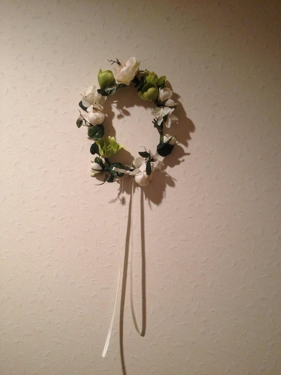 アーティフィシャルフラワー(造花)の2way  ブーケ♫_e0149863_13192792.jpg