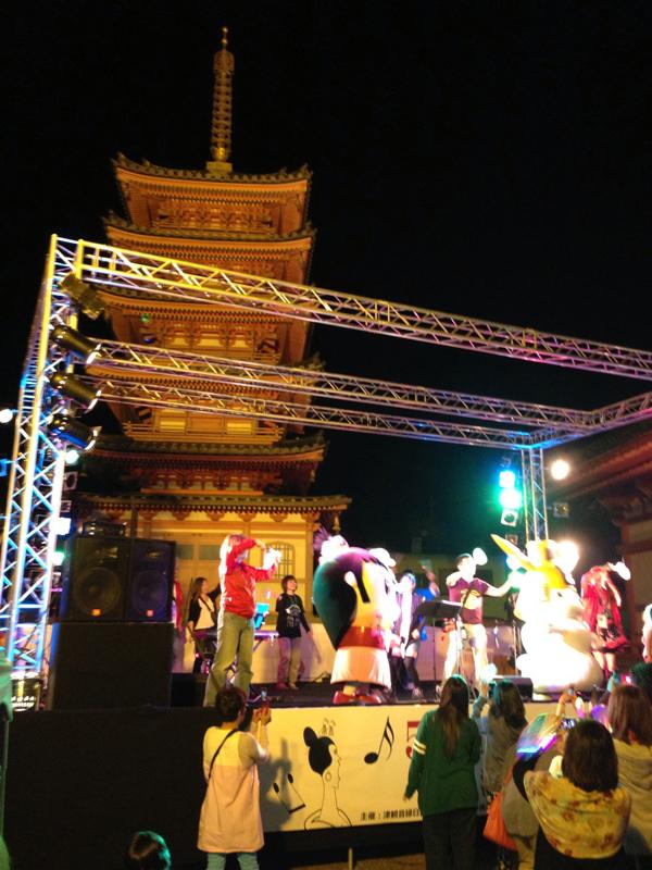 津観音縁日祭に参加させて頂きました。_f0173971_0183453.jpg