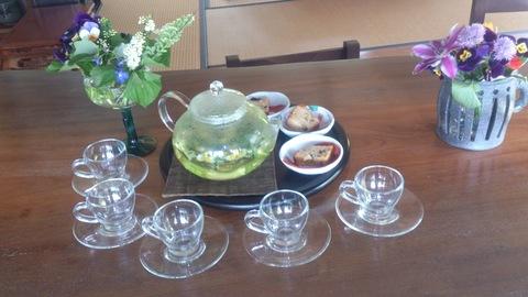 米山ガーデンのお料理教室。_d0182179_1530698.jpg