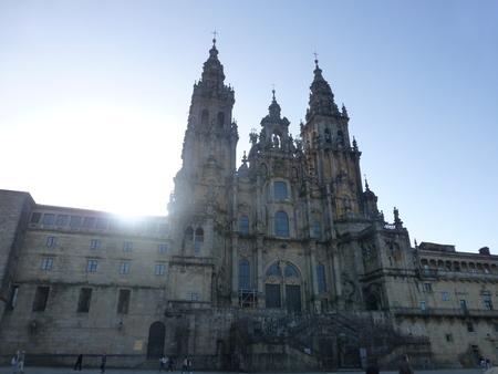 スペイン サンティアゴ・デ・コンポステーラシリーズ ボタフメイロの儀式を見る_b0011584_12343560.jpg