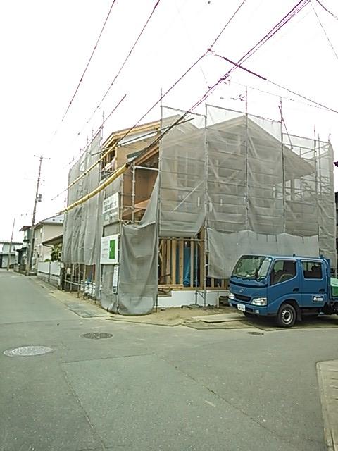 T様邸「飯島美砂町の家」_f0150893_10402687.jpg