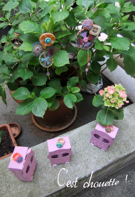 Rika OGASAWARA  Exposition des bijoux chez *The Lace Center harajuku * _b0117913_9541637.jpg
