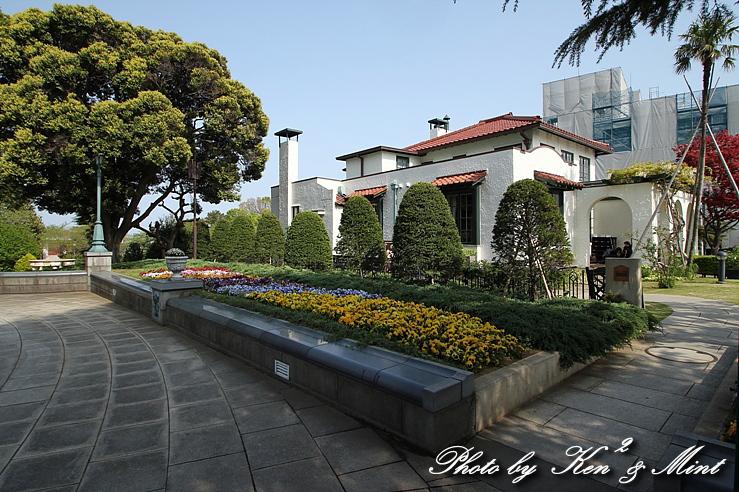 横浜 西洋館&港の見える丘公園 ♪_e0218518_23253779.jpg