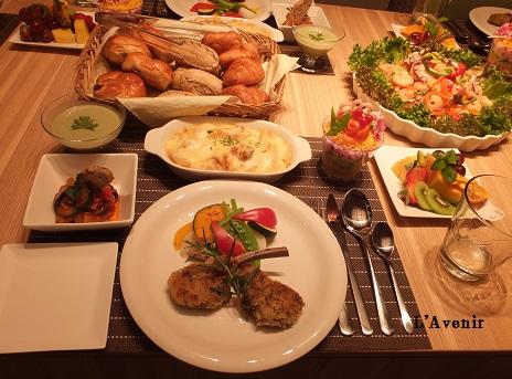 最後の晩餐・・・『家族ゲーム』第7話_e0163825_13592294.jpg