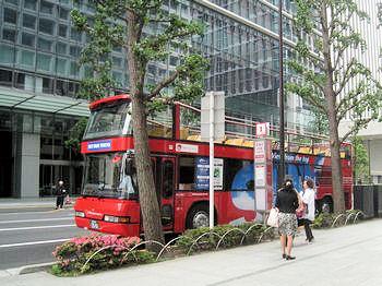 2階建て東京観光バス スカイバス_c0134734_1554766.jpg