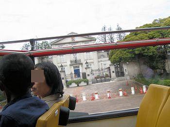 2階建て東京観光バス スカイバス_c0134734_1574326.jpg
