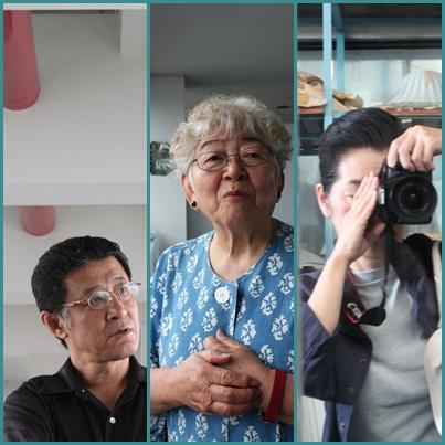 林孝子さんの硝子工房を訪ねて_e0241944_2203964.jpg