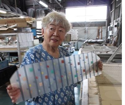 林孝子さんの硝子工房を訪ねて_e0241944_23121557.jpg