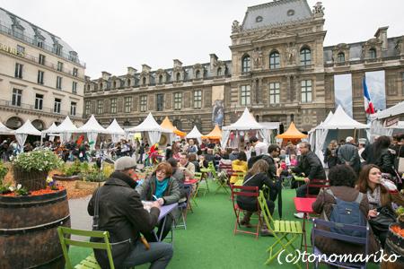 パリの小さなイベント&屋台_c0024345_952199.jpg