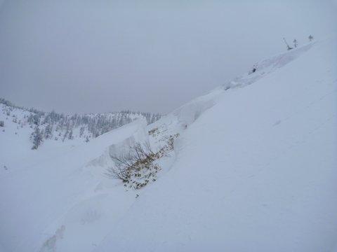【滑走レポ 2013.4.22】 4月下旬の新雪に道中ドキドキ(笑)@かぐら_e0037849_9161024.jpg