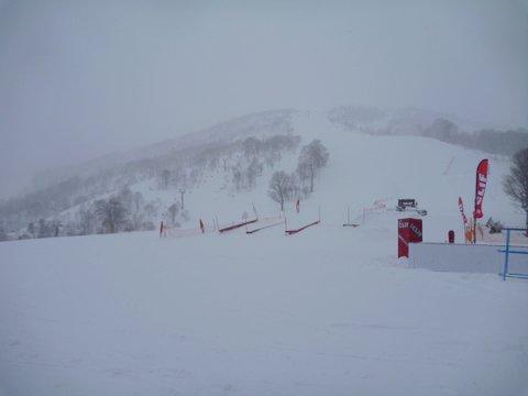 【滑走レポ 2013.4.22】 4月下旬の新雪に道中ドキドキ(笑)@かぐら_e0037849_97760.jpg