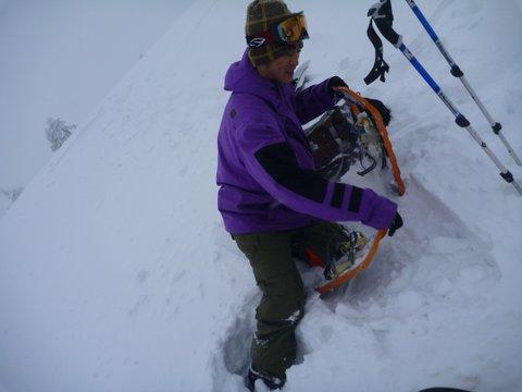 【滑走レポ 2013.4.22】 4月下旬の新雪に道中ドキドキ(笑)@かぐら_e0037849_984683.jpg