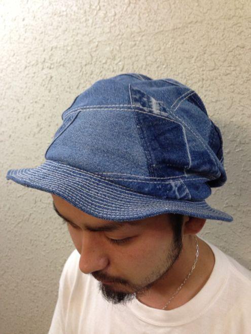 "【Nasngwam】\""Twister Cap&Hat\""!!!!_d0227059_22454855.jpg"