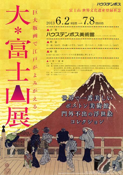 世界遺産登録祈念「大・富士山展」 ~世界で一番美しい ボストン美術館 門外不出の浮世絵コレクション~_a0053662_10183982.jpg