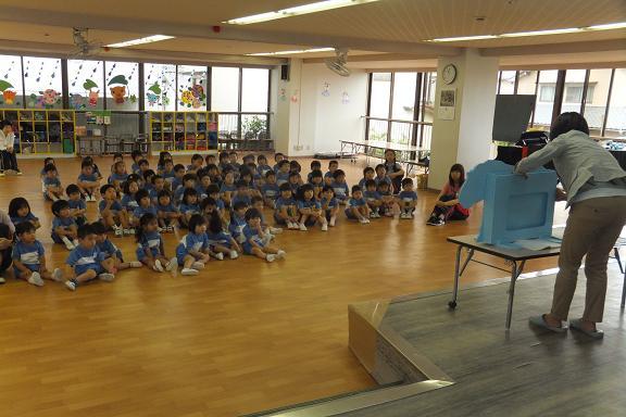 幼稚園でお話し会_e0272869_20244074.jpg