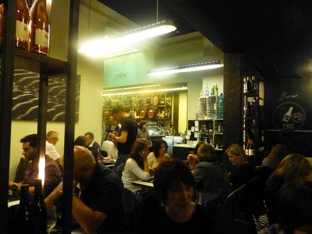 スペイン バルセロナシリーズ  バルセロナで夕食_b0011584_12443442.jpg