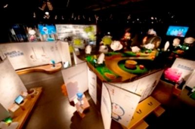 高岡市美術館でドラえもんの科学みらい展開催(H25.07.27~H25.09.08)_e0304702_1929383.jpg