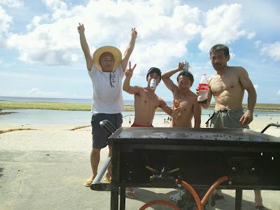 ビーチパーティー!_e0268519_15402553.jpg