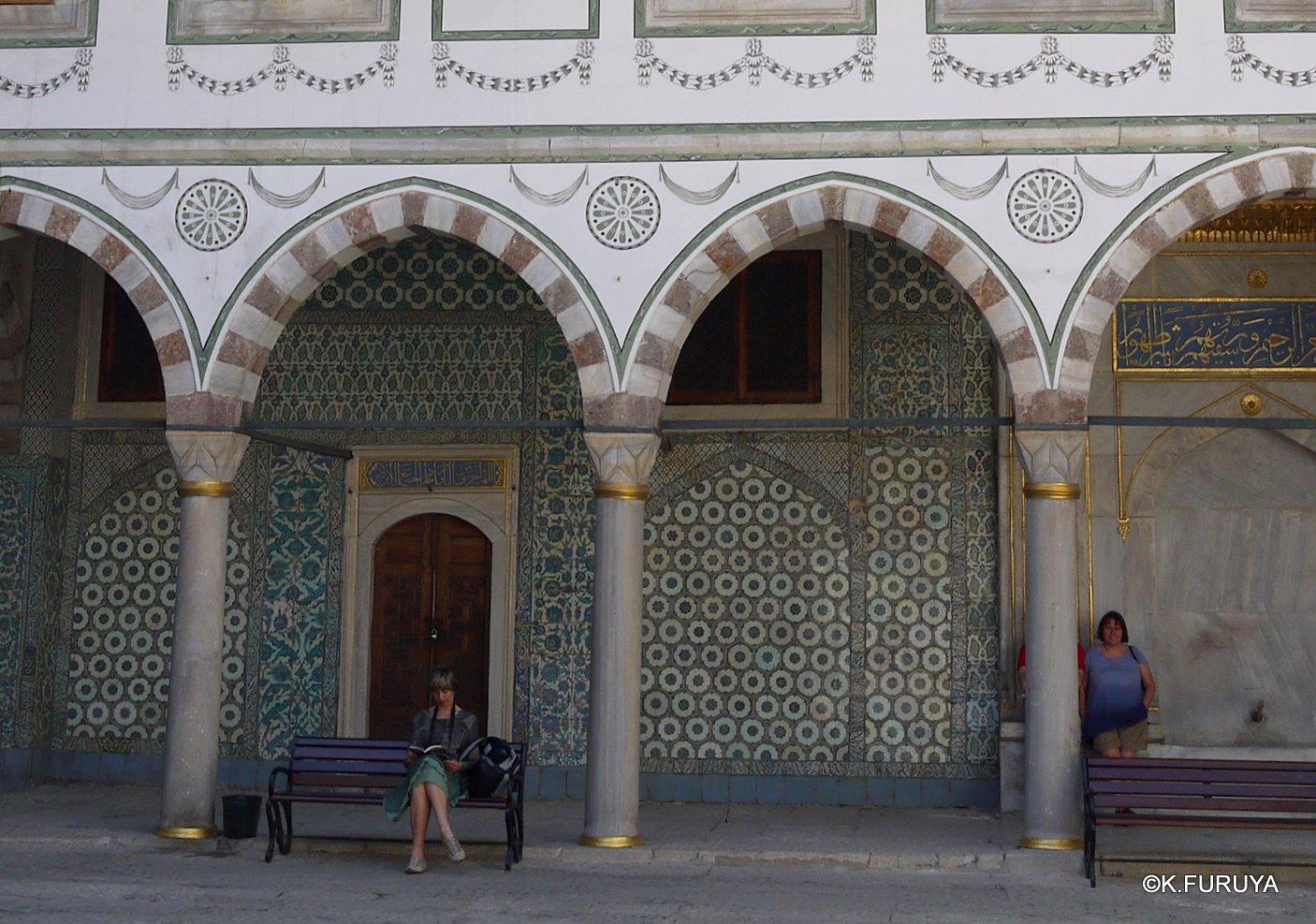 トルコ旅行記 36 トプカピ宮殿Ⅲ_a0092659_18164252.jpg