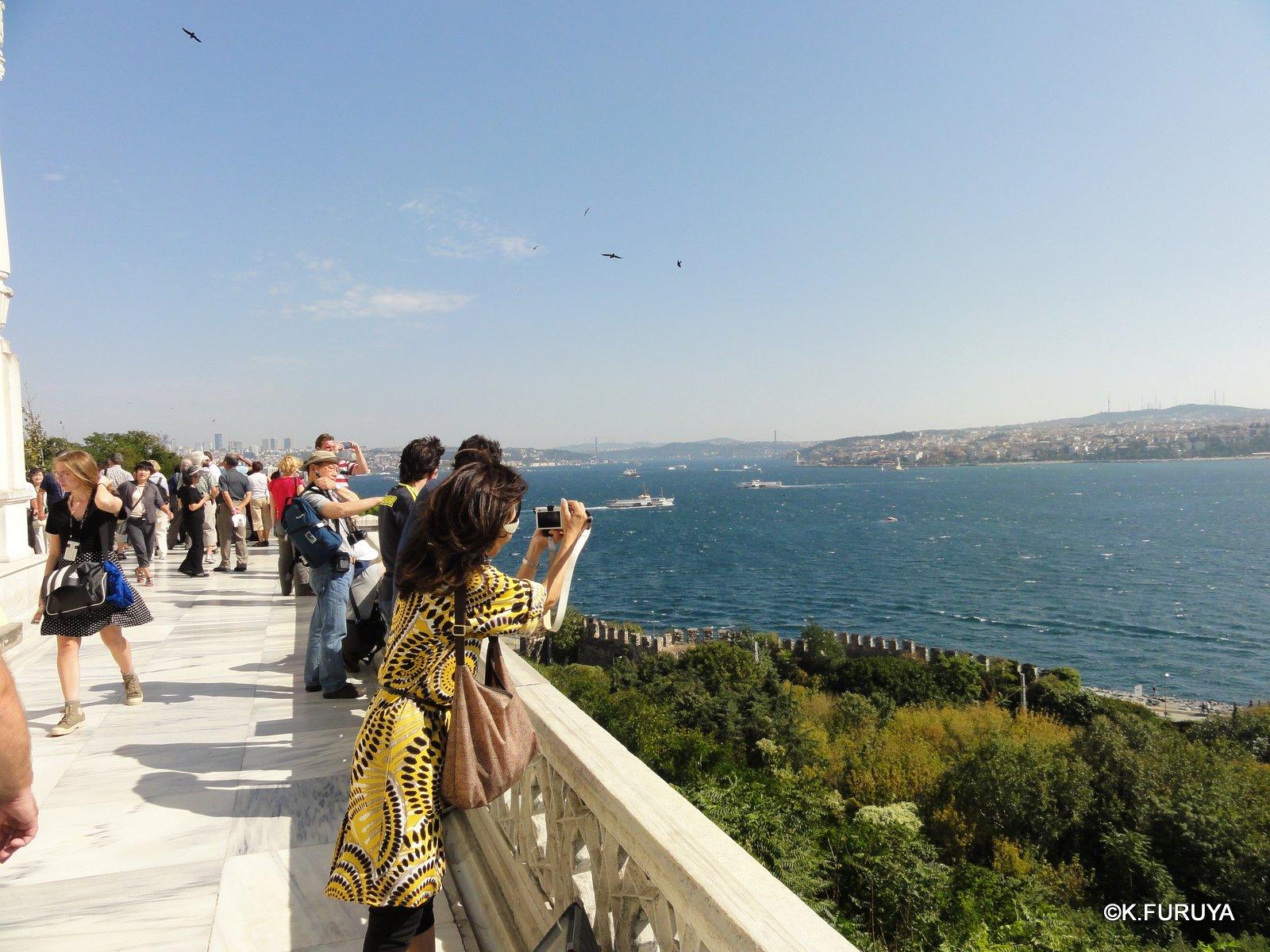 トルコ旅行記 36 トプカピ宮殿Ⅲ_a0092659_1825522.jpg