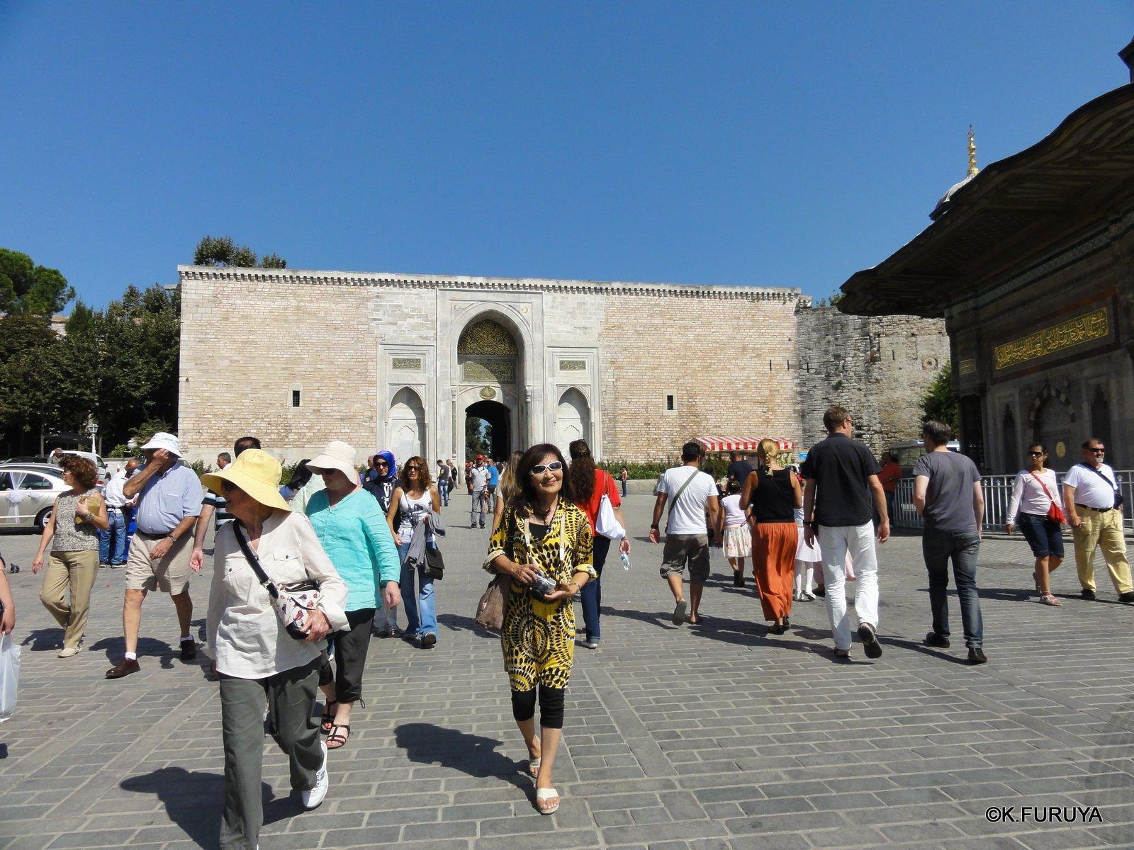 トルコ旅行記 36 トプカピ宮殿Ⅲ_a0092659_2232461.jpg
