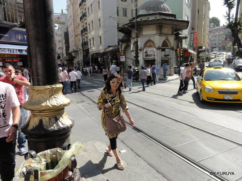トルコ旅行記 36 トプカピ宮殿Ⅲ_a0092659_2234786.jpg