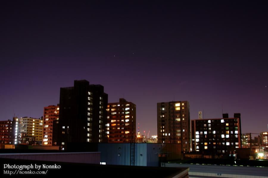 春の夜景_c0106977_123336.jpg
