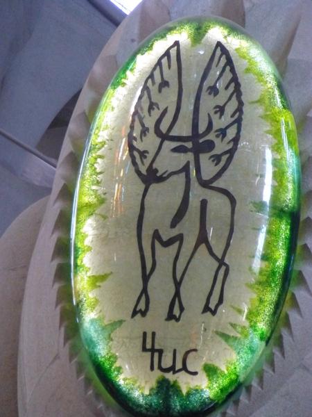スペイン バルセロナ  アントニ・ガウディ作のサグラダ・ファミリア大聖堂を見学_b0011584_2154278.jpg
