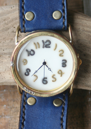 手作り時計 セミオーダーもできます。_c0165392_17421399.jpg