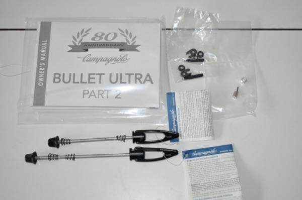 Campagnolo 80周年記念Bullet Ultra 入荷しました!_a0262093_16283083.jpg