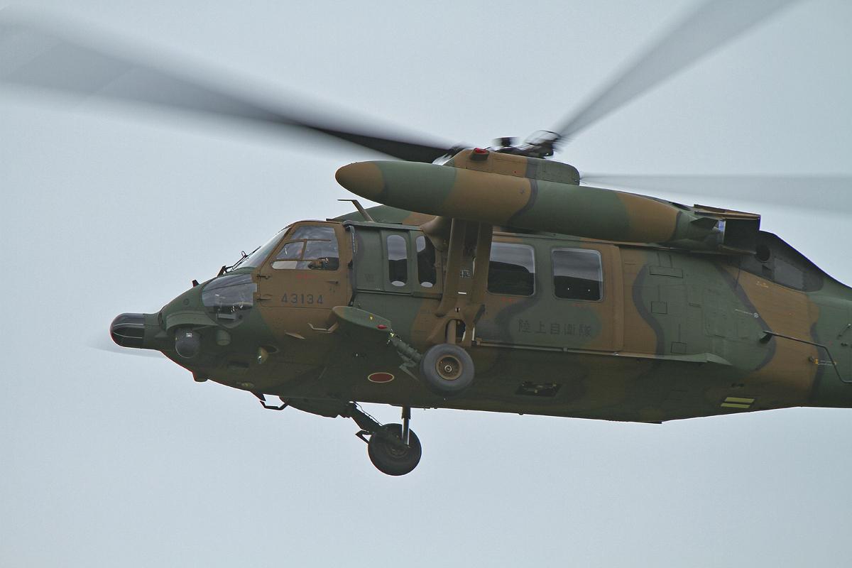 陸上自衛隊攻撃ヘリコプター。_b0044115_812786.jpg