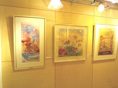 """奏の人・・・""""Live""""~Sumiko Okubo Exhibition in KYOTO_a0254818_17125912.jpg"""