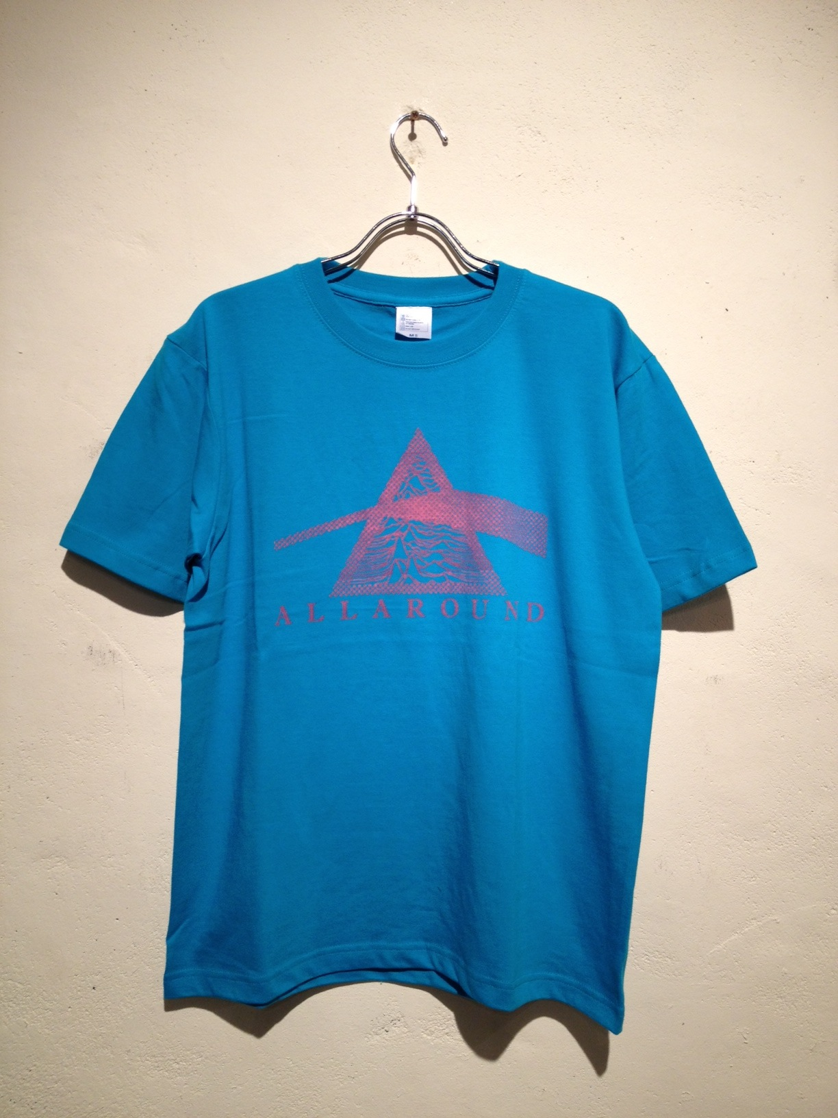 New icon S/S Tee(color version)_f0126931_17161661.jpg