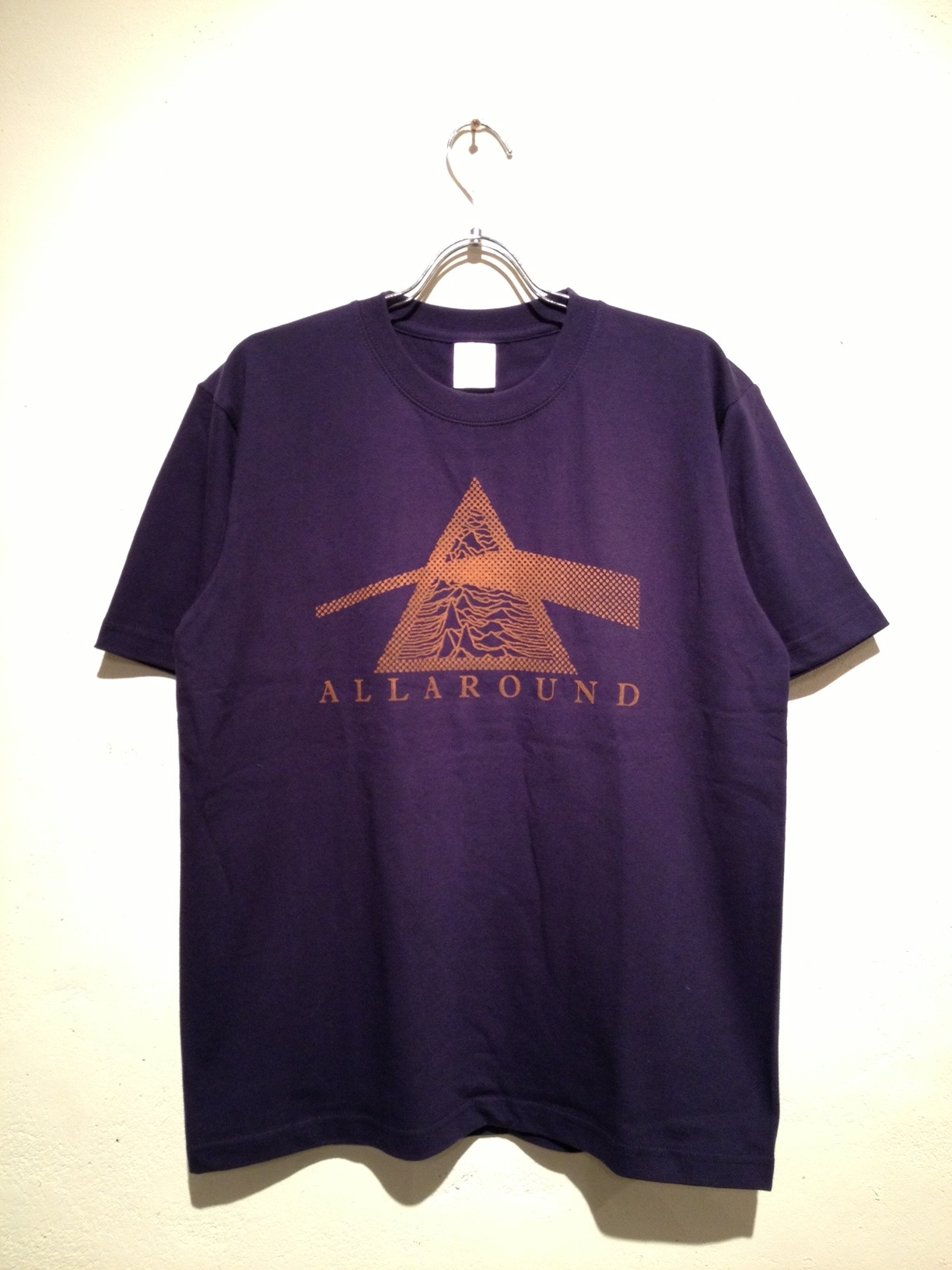 New icon S/S Tee(color version)_f0126931_17164920.jpg