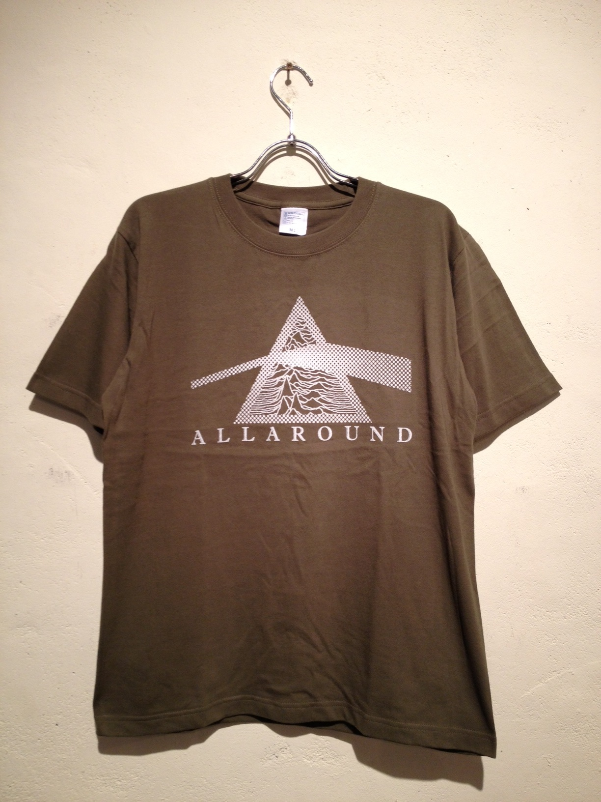 New icon S/S Tee(color version)_f0126931_17165645.jpg