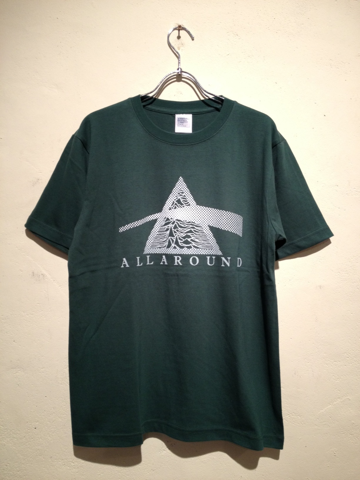 New icon S/S Tee(color version)_f0126931_1717375.jpg