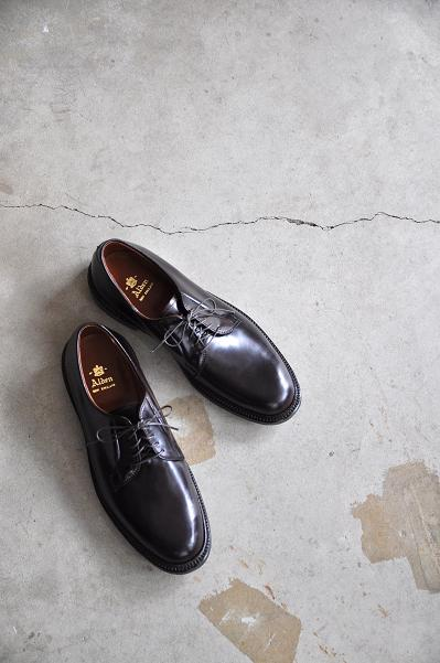 ALDEN PLAIN TOE BLUCHER OX_d0120442_1394614.jpg