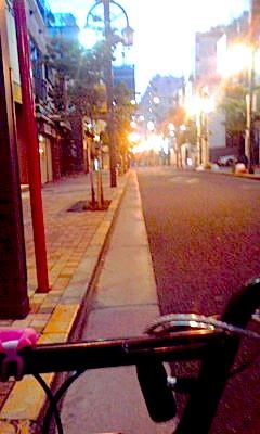 夜明けの神楽坂_c0132052_572881.jpg