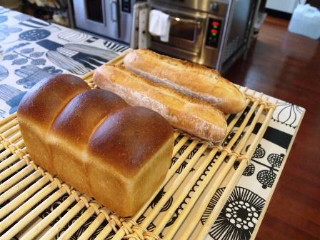 食パン・フランスパン・カンパーニュ_e0167593_16191222.jpg