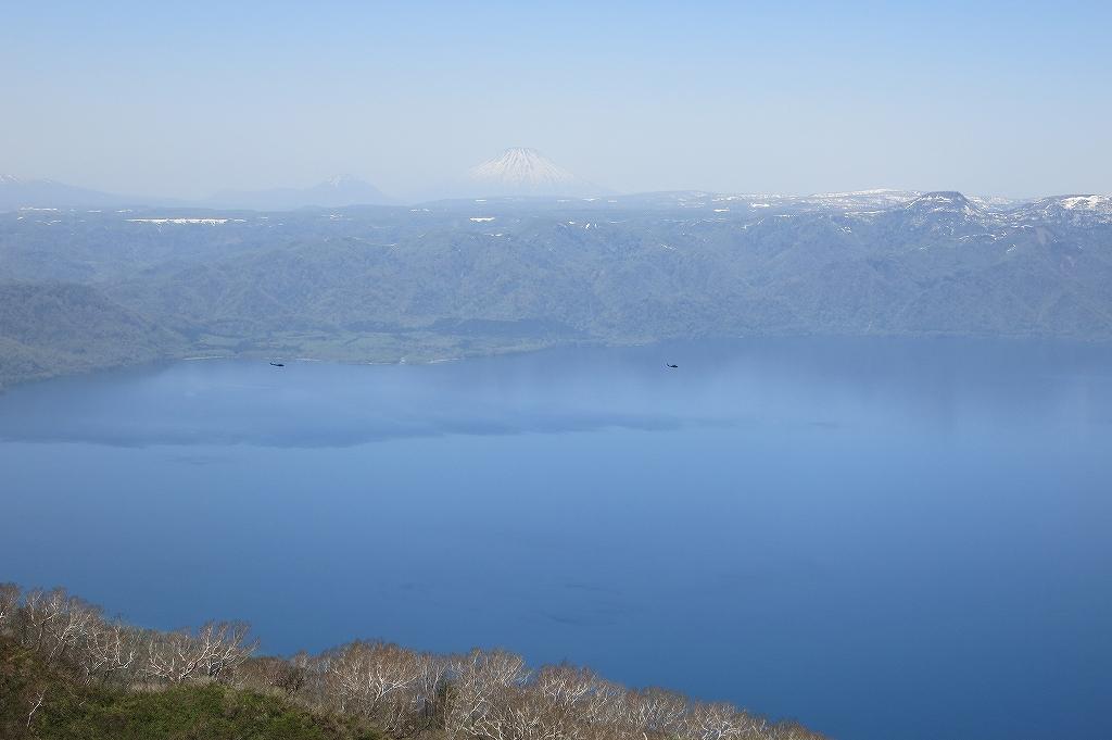 5月31日、風不死岳と樽前山-その2-_f0138096_23493697.jpg