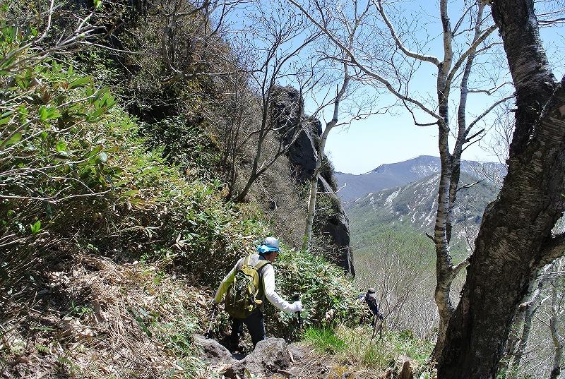 5月31日、風不死岳と樽前山-その2-_f0138096_23494675.jpg